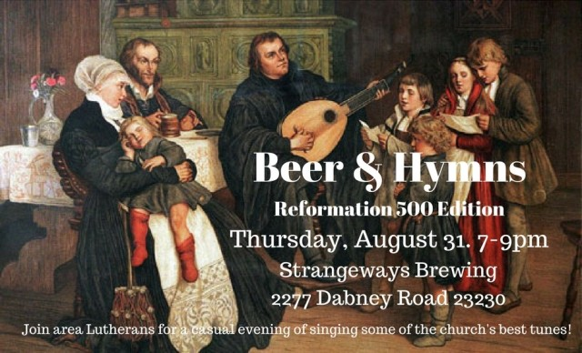 Beer & HymnsReformation 500 Edition (2)