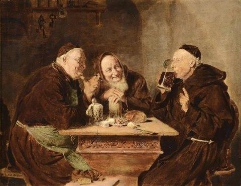 3 priests
